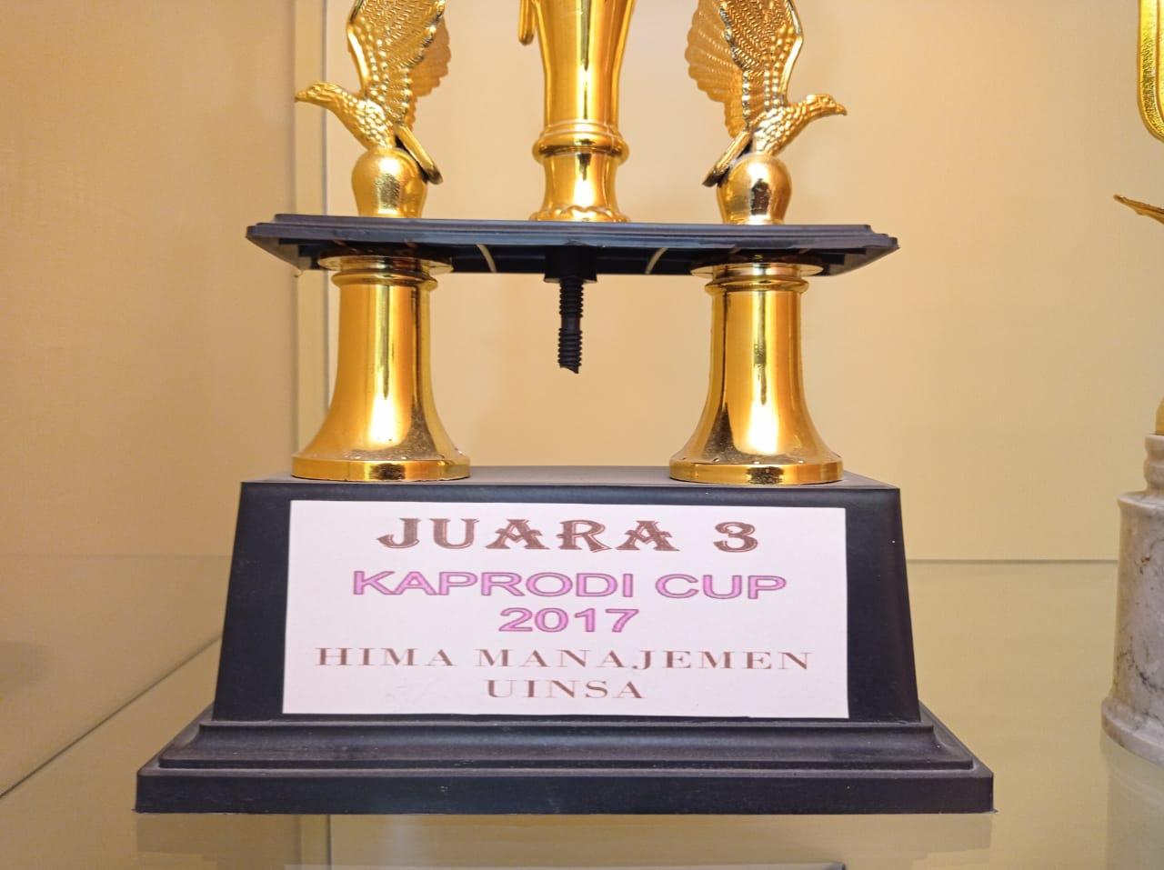 JUARA III KAPRODI CUP 2017