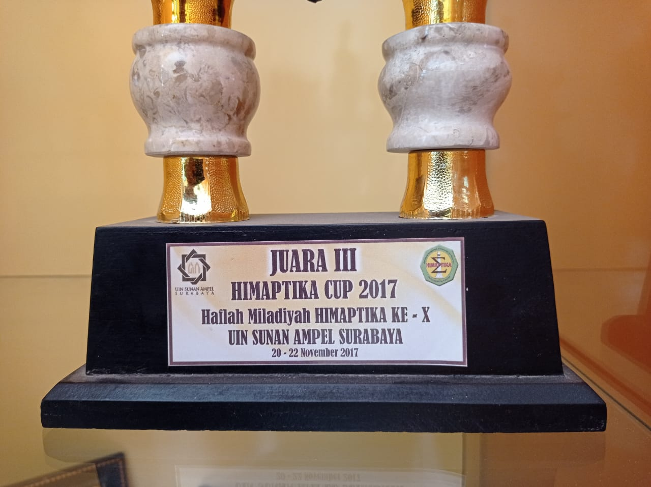 JUARA III HIMAPTIKA CUP 2017