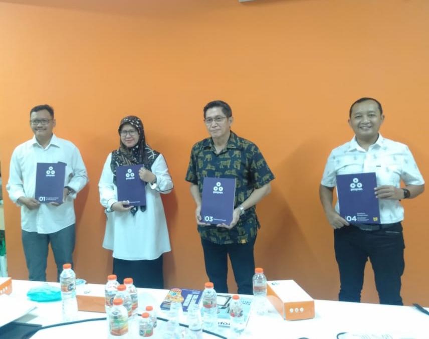 Pimpinan PT. Propan Raya berkunjung ke FST Uinsa dalam rangka knowledge sharing dan penjajagan kerjasama